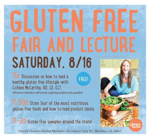 Gluten Free Expo- Aug WF