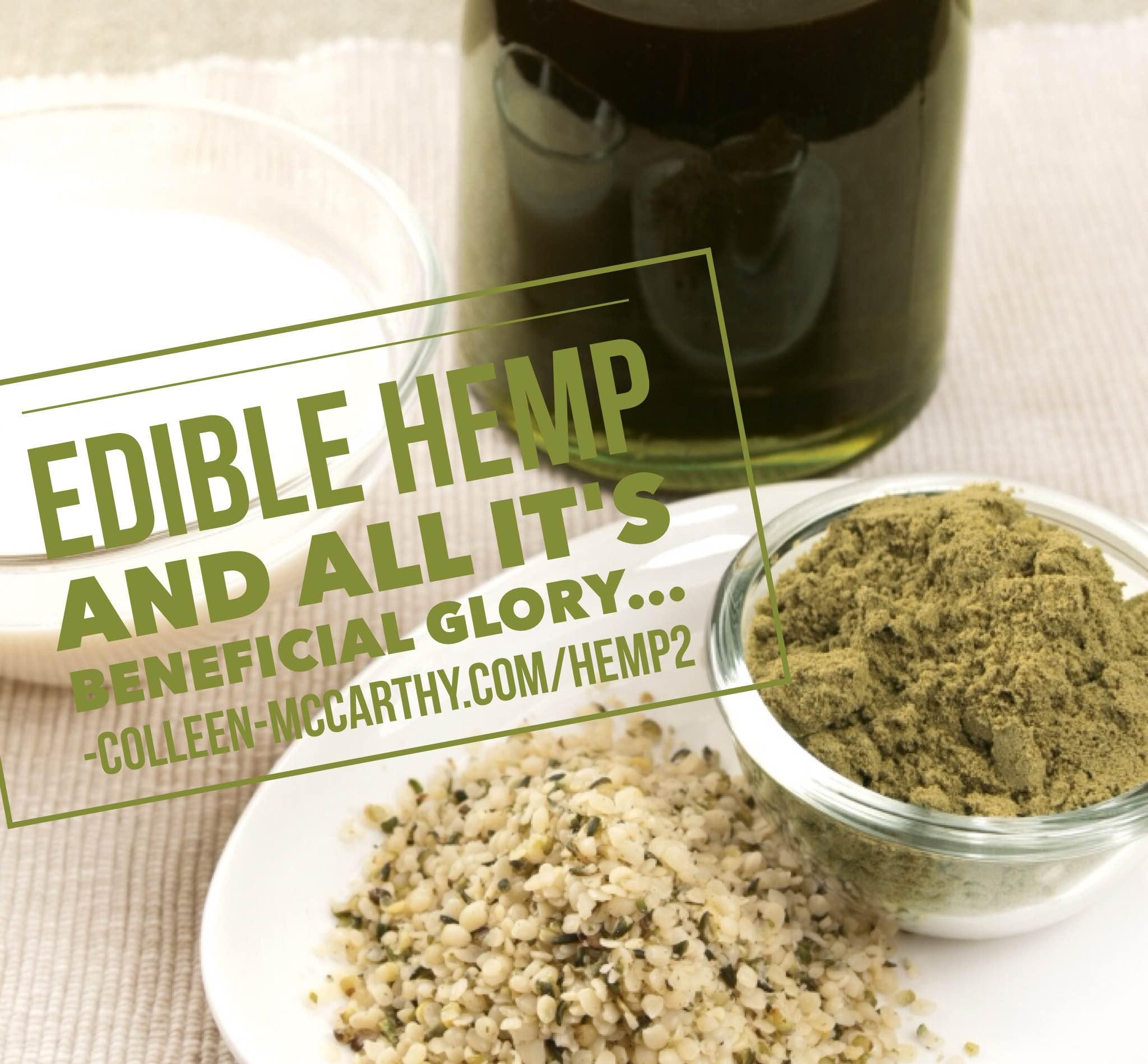 Edible Hemp